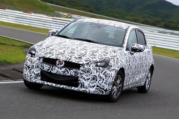 2015 Mazda 2 prototype review