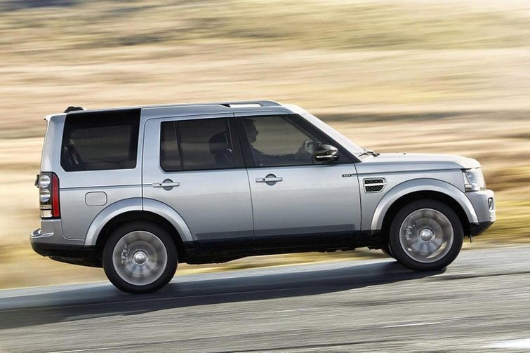 2014 Land Rover Discovery XXV review