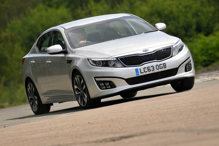 2014 Kia Optima review