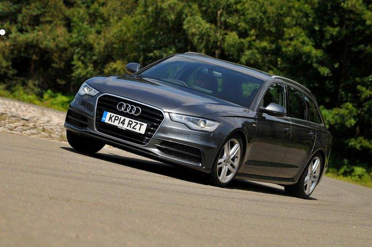 2014 Audi A6 Avant Ultra review