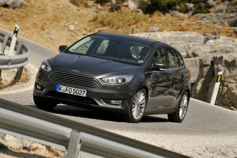 2014 Ford Focus review
