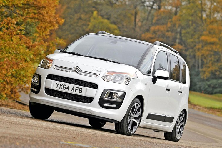 Deal of the day: Citroen C3 Picasso