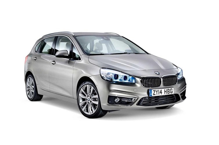 BMW 2 Series Active Tourer revealed