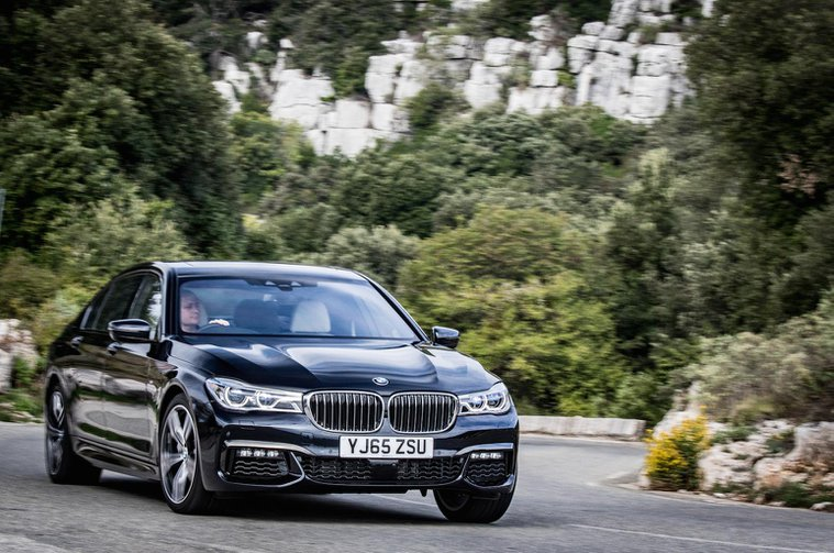2015 BMW 7 Series 730Ld review