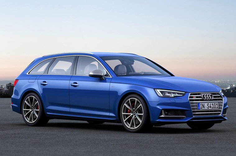 Audi S4 and S4 Avant revealed - all you need to know