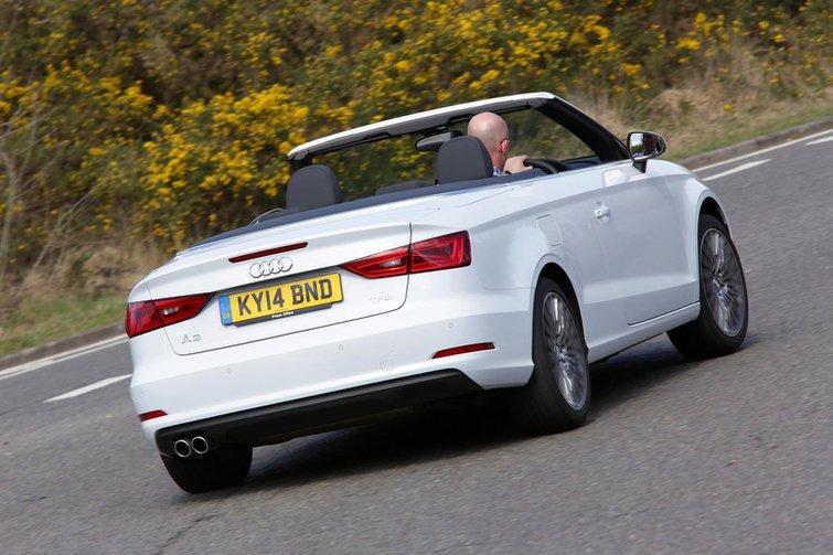 2014 Audi A3 Cabriolet review
