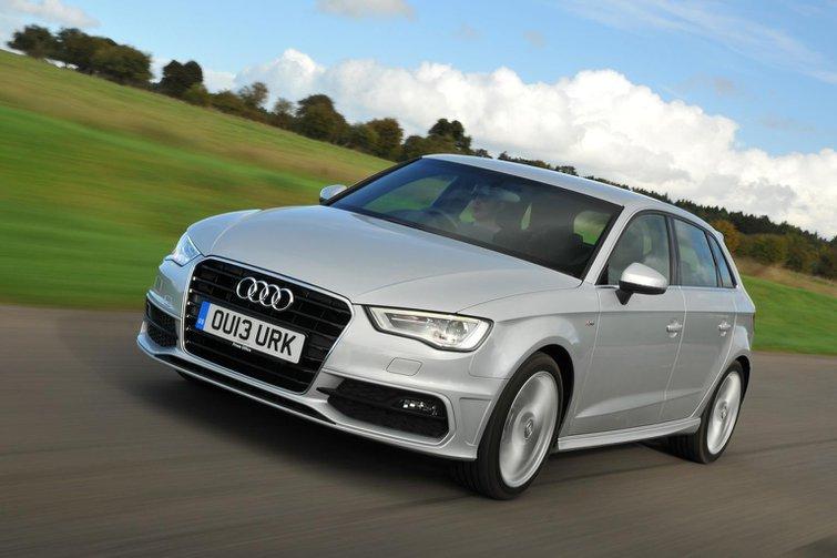 Audi A3 vs Audi Q3