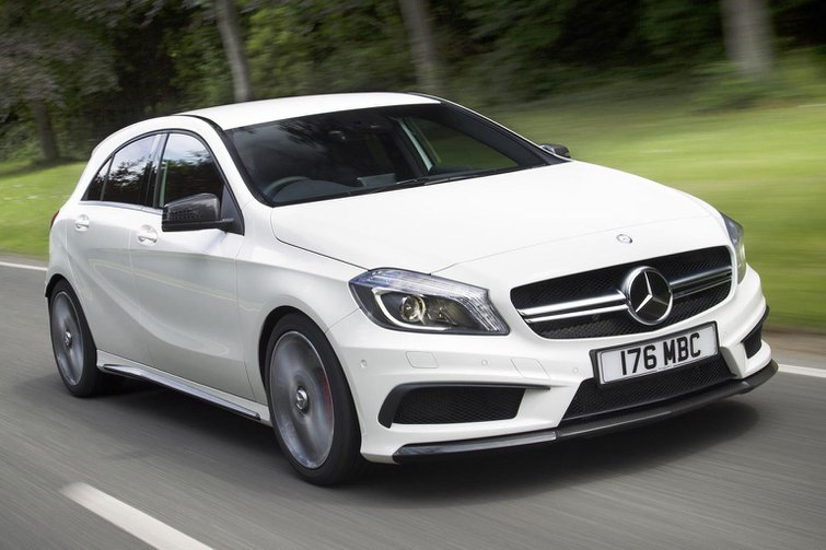 More AMGs 'could use four-cylinder engines'