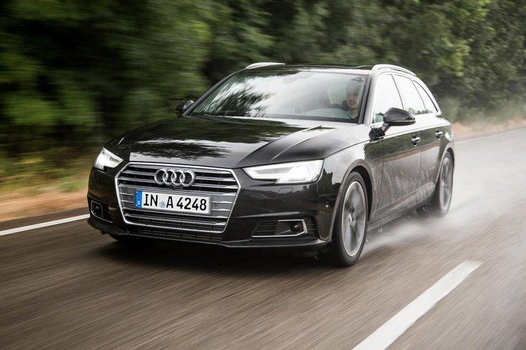 2015 Audi A4 Avant 2.0 TFSI 190 Ultra review