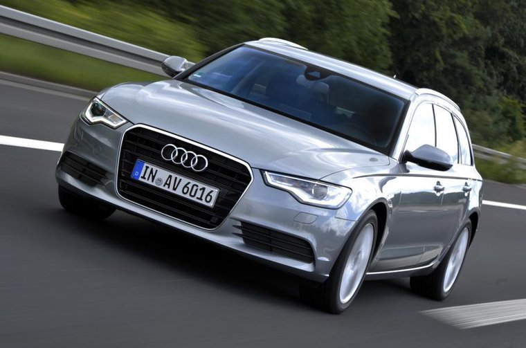 Deal of the Day: Audi A6 Avant