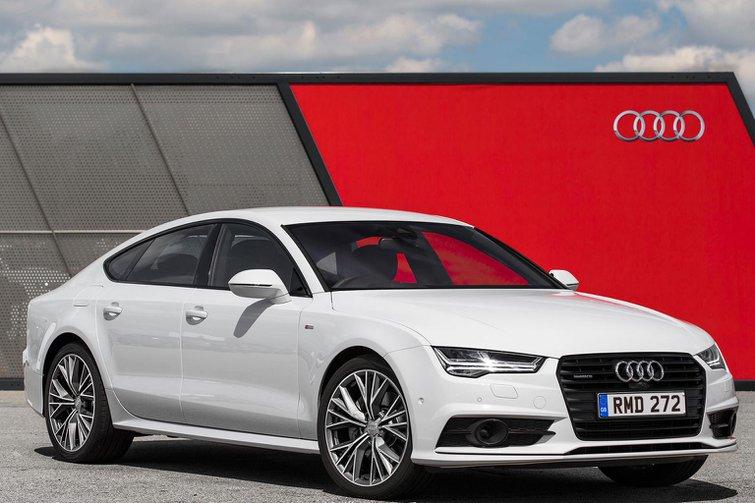 2014 Audi A7 3.0 BiTDI quattro review