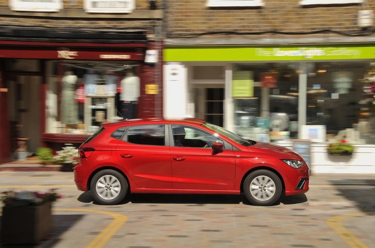 2017 Seat Ibiza SE 1.0 MPI 75 review – verdict