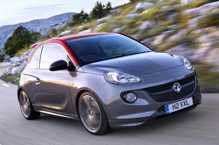 News round-up: Vauxhall Adam S, 141mpg Citroen C4 Cactus and Peugeot Quartz concept at Paris show