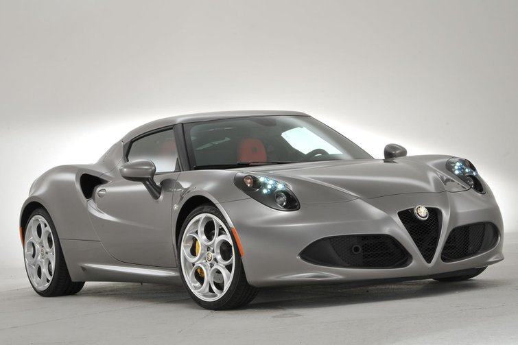 More power and convertible version likely for Alfa 4C