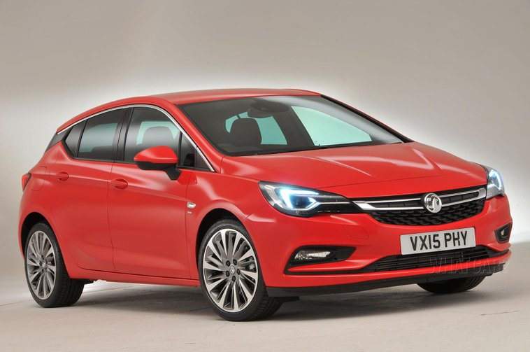 2015 Vauxhall Astra - studio pictures, prices, engines and specs