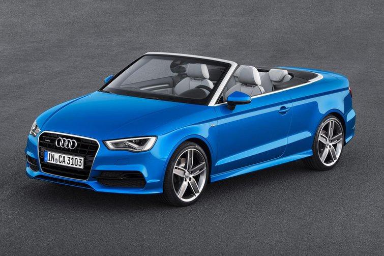 2014 Audi A3 Cabriolet revealed