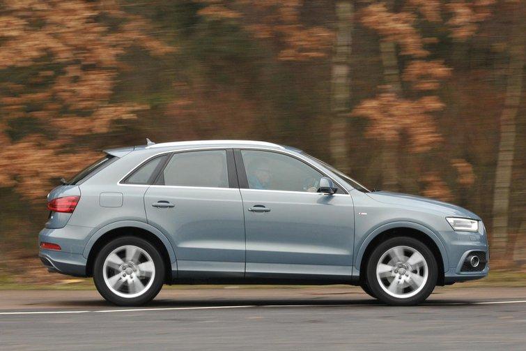 Audi plans Nissan Juke rival
