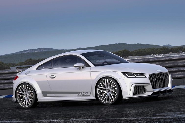 'Ultimate' Audi TT could get more than 414bhp