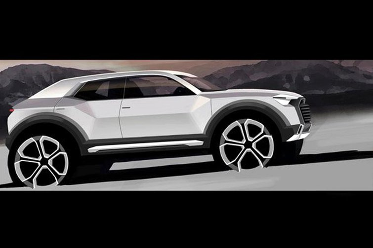 Audi Q1 SUV confirmed for 2016 launch