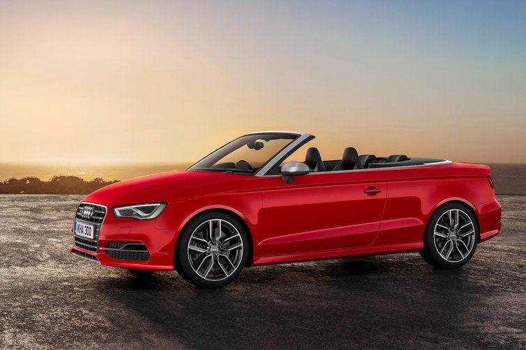 Audi S3 Cabriolet pricing announced