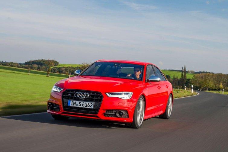 2015 Audi S6 review