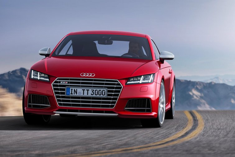 The cars the Audi TT has to beat