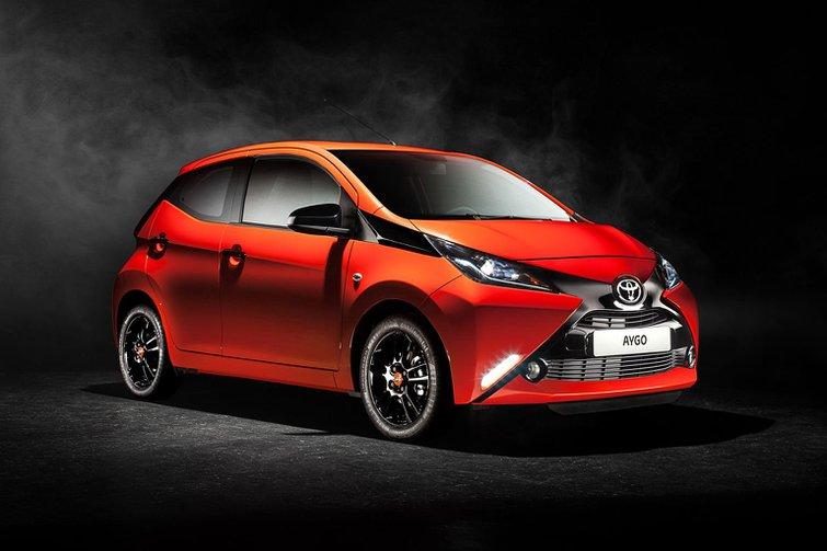 2014 Toyota Aygo revealed