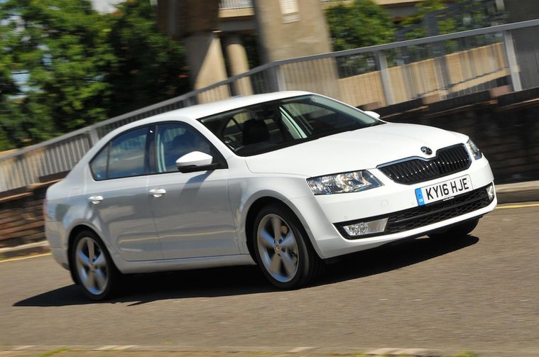 2016 Skoda Octavia 1.0 TSI review