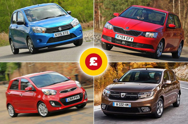 Car deals for less than £100 per month
