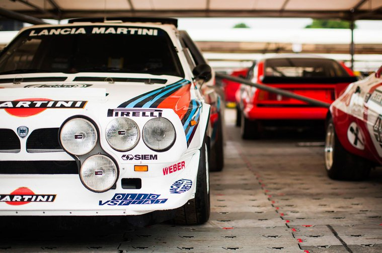 Win a pair of tickets to the Goodwood Festival of Speed