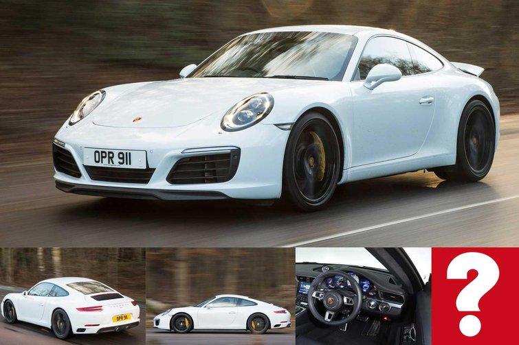 10 reasons to buy a Porsche 911