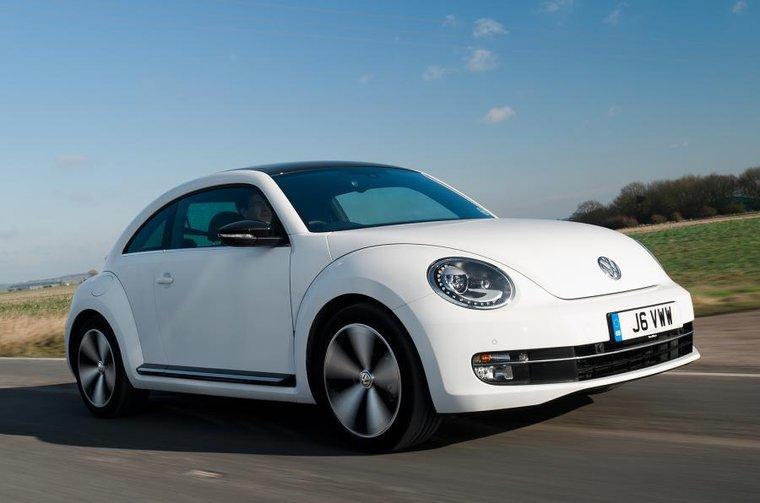 Deal of the Day: Volkswagen Beetle
