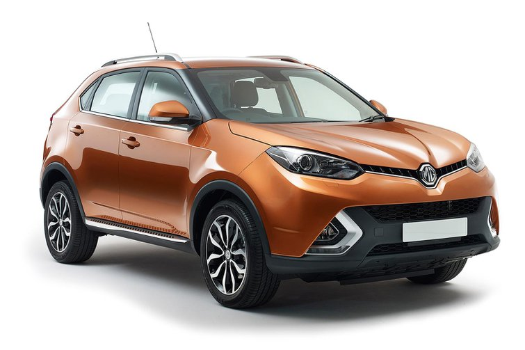 New MG GS SUV to cost from £14,995