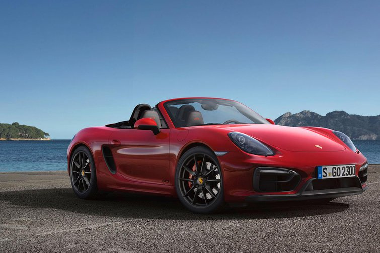 Porsche Boxster GTS and Cayman GTS revealed