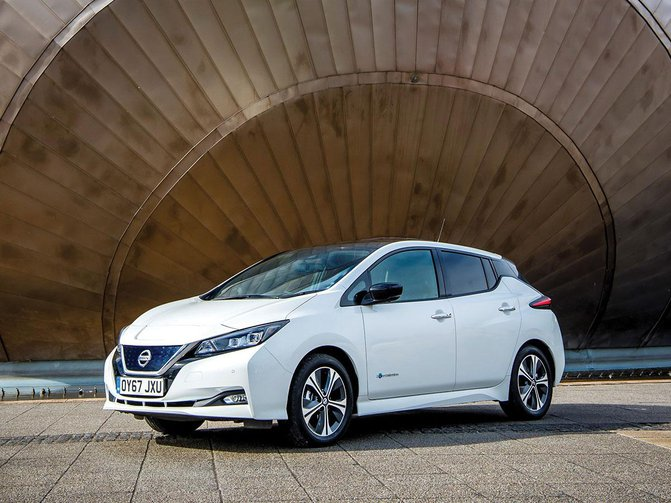 Promoted: The New Nissan LEAF – World Green Car Of The Year