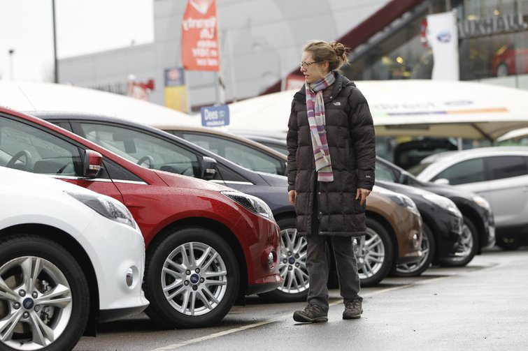 Should I buy a new or used car?
