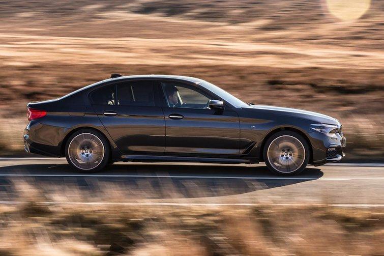 BMW 540i xDrive 2017 verdict and specs