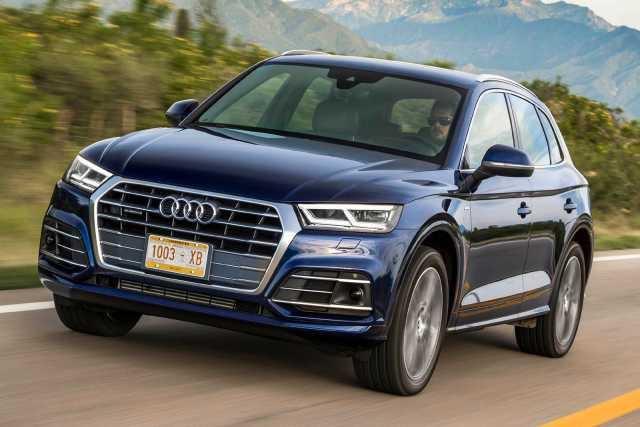 2017 Audi Q5 verdict and specs