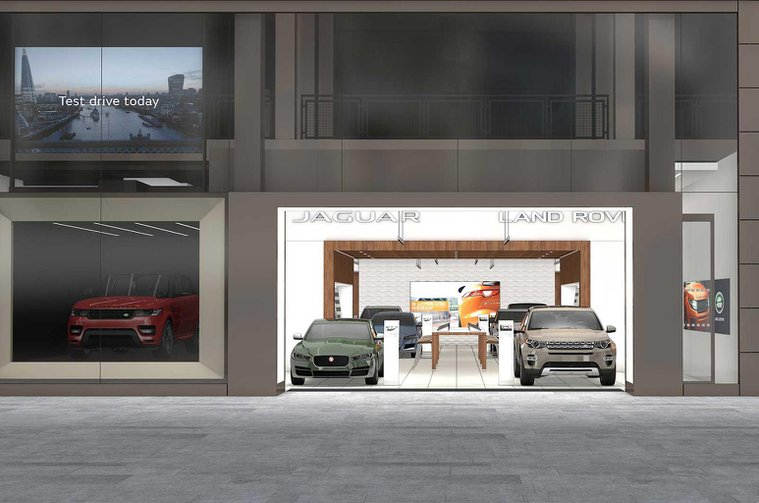 Jaguar Land Rover to open online car buying service