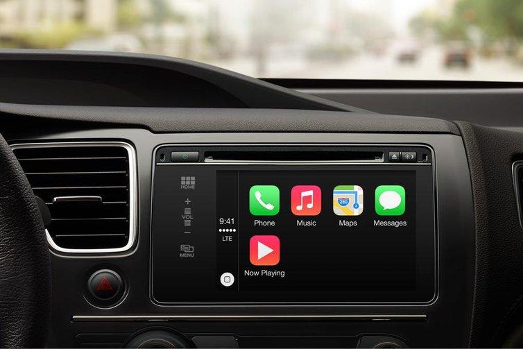 Apple CarPlay launched at Geneva