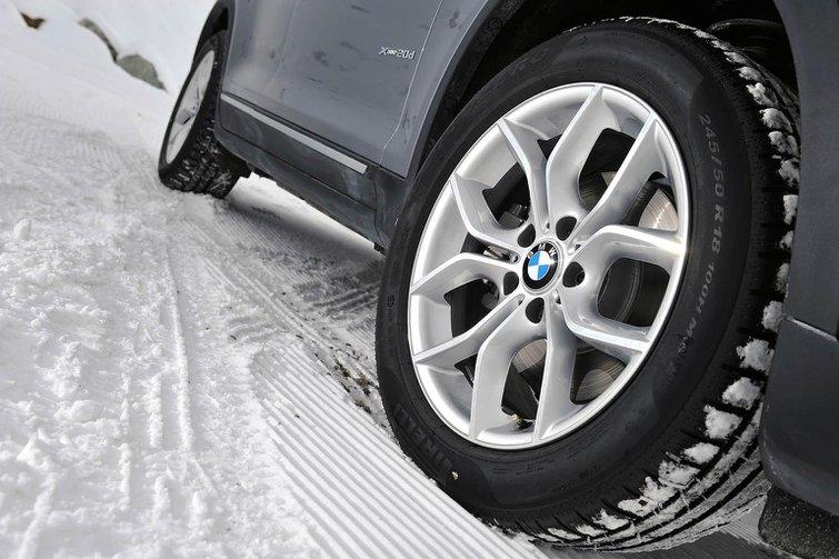 Should I choose winter tyres?