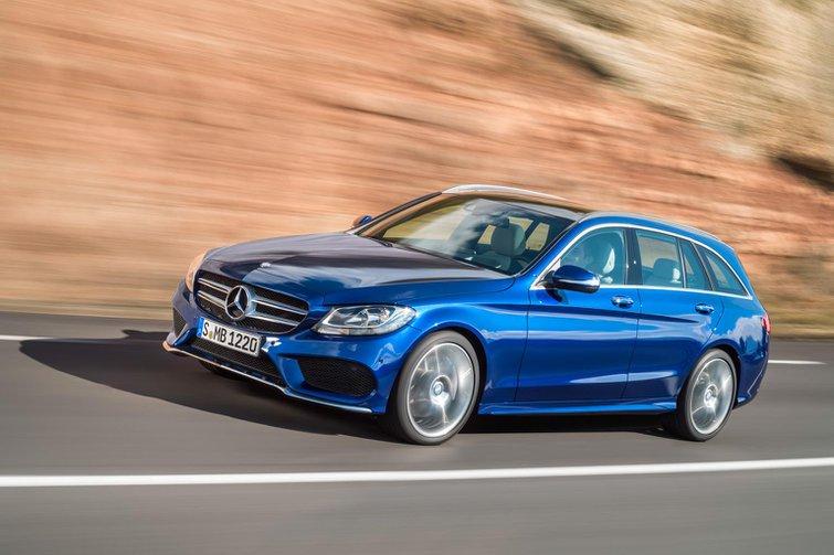 Mercedes C-Class Estate prices announced