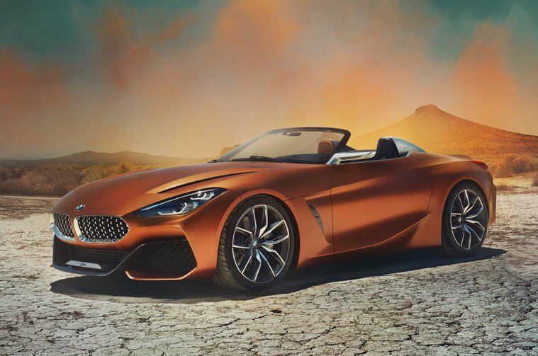 2018 BMW Z4 previewed – price, engines and release date