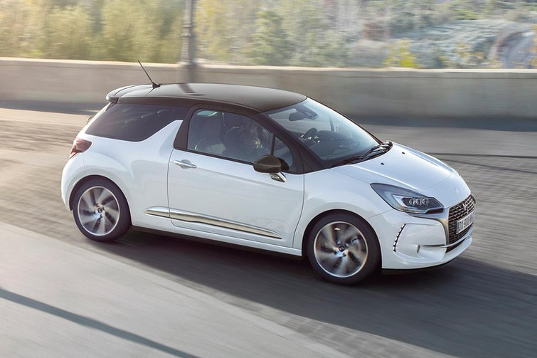 2016 DS 3 revealed: full prices, pictures and engine details