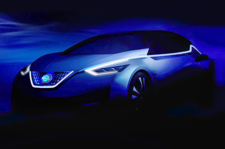 New Nissan Leaf previewed by Tokyo concept