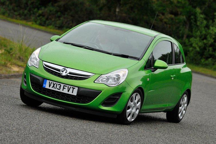 Top 10: The best used Vauxhalls