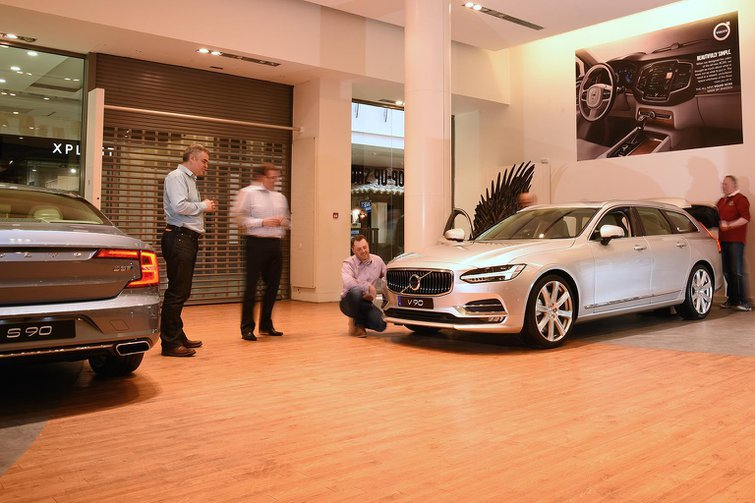 What Car? readers review the new Volvo S90 and V90 on video