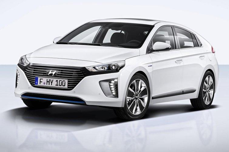 2016 Hyundai Ioniq - everything you need to know