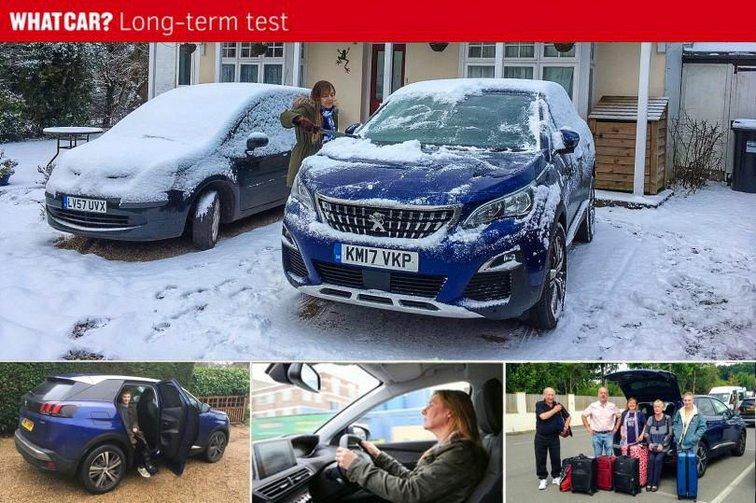 Peugeot 3008 long-term test review