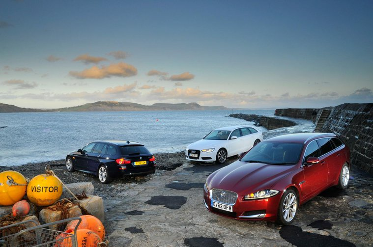 Used test: Audi A6 Avant vs BMW 5 Series Touring vs Jaguar XF Sportbrake